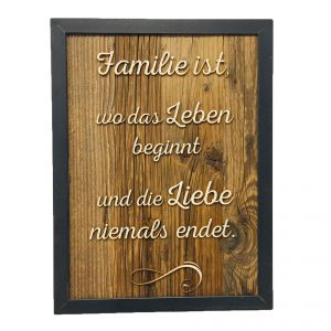 Altholz Bild Familie